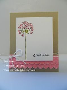 Simply Soft mini card