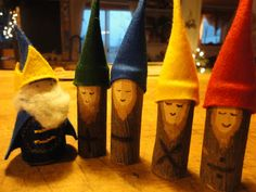 #diy Math Gnomes for homeschool