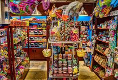 Candy store at Blue Mountain by rbraeken, via Flickr