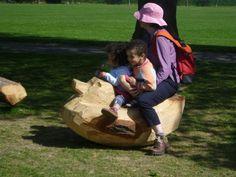 Lloyd Park natural play area 3 | Flickr - Photo Sharing!