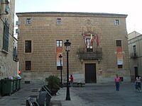 Salamanca Ciudad Rodrigo Palacio de Moctezuma