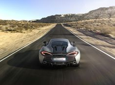 2015 McLaren 570S Coupe  #Pirelli #Serial #2015MY #Bowers___Wilkins #CO2 #McLaren #Segment_S #New_York_Auto_Show_2015 #British_brands #McLaren_570S_Coupe #V8