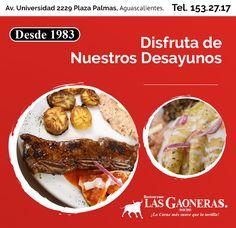 Prueba nuestra gran variedad de desayunos en #LasGaoneras