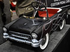 Lowrider Pedal Cars | Just a car guy : a couple pedal cars at SEMA were give aways, the ...