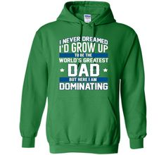 Father's Day T-Shirt World's Greatest Dad