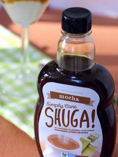 Simply Cane SHUGA! Mocha Martini Sauce   |   #theSHUGAway
