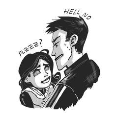 Mar'i and Damian