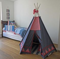 TeePee handmade Sewing Pattern Instant Download von AfricanGranny