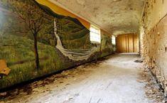 Strawberige: abandoned mental asylums