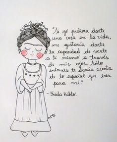 Frida Kahlo (Camila)