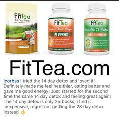 The only regret... #FitTea #HealthyLife #Tea #HealthyLiving #Fitness #Health #Detox #Detoxification www.fittea.com/