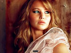 Jennifer Lawrence, love everything about her
