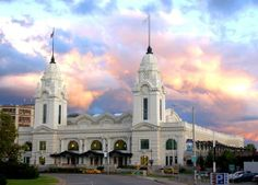 {image by Van beoordeling via trip advisor } stART at the Station is coming up on Sunday, December 6 th at Union Station in Worceste. Worcester Massachusetts, Massachusetts Usa, New England Usa, New York Central Railroad, New Urbanism, Union Station, Spanish Colonial, Vacation Trips, Places To See