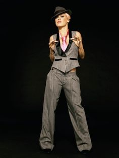 P!NK. there are not enough pictures of this woman in a suit