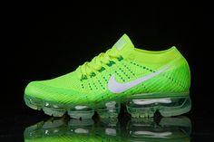 4cfada2c9d38 Nike Air VaporMax 2018 Flyknit Fluorescent Green Women Men - New Coming -  Nike Air VaporMax 2018 Flyknit Fluorescent Green Women Men Sneakers Running  Shoes ...