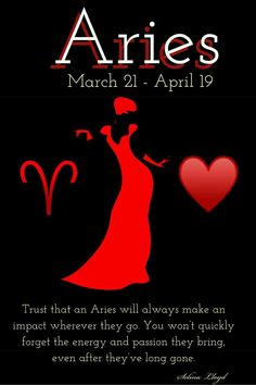 Trust Aries to make an impact Aries Zodiac Facts, Aries And Sagittarius, Aries Baby, Aries Traits, Aries Love, Aries Astrology, Aries Quotes, Aries Sign, Aries Woman