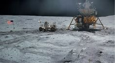 A Look Back at Apollo 16