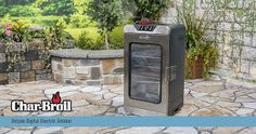 Enter to win a Deluxe Digital Electric Smoker from Char-Broil! Giving away 30 smokers in 30 days. http://woobox.com/annzt6/fn67ah