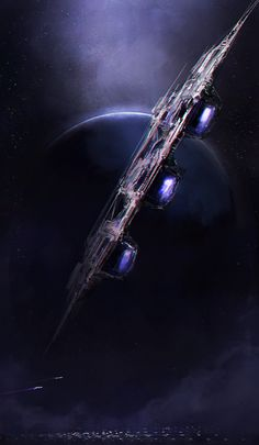 A dreadnought abandoned by the Primordial Fraal still exists orbiting the sun in the Oort Cloud