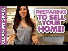 Preparing to Sell Your Home (Moving Series Part 1) | Clean My Space