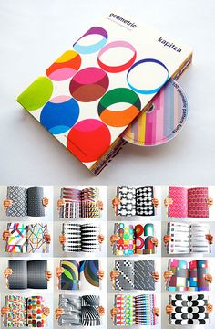 This could fit into several categories..Geometric Pattern Book
