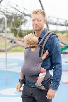 Free-to-grow ' Tula release 'Stormy' TULA BABY CARRIER