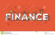 Best Teamwork Quotes, Mobile Marketing, Flat Design, Banner Design, Economics, Finance, Investing, Concept, Illustration