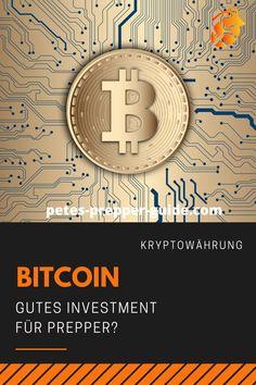 Ist die Kryptowährung Bitcoin, ein gutes Investment für Prepper? Traust du deiner Bank? Wichtig ist es, dass du dich als Prepper darauf vorbereitest, in eine krisensichere Währung zu investieren. Doch was ist krisensicher? Pete's Prepper Guide l Krisenvorsorge l Krisenvorbereitung l Bitcoin l Kryptowährung l Bitcoin kaufen l investieren l Investment The New School, New School Year, Blockchain, Survival Guide, Survival Gear, Der Computer, Wilderness Survival, Investing, Mindfulness
