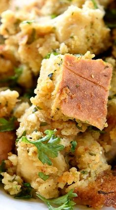 Garlic & Herb Stuffing
