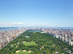 Central Park New York New York Apartments, New York City Apartment, Apartments For Sale, Apartment View, Beautiful Sites, Central Park, Aerial View, Nice View, City Photo