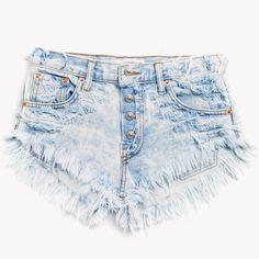 Keepers Stoner Wildest Babe Shorts