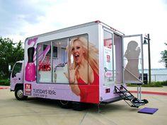 Hot Nail Truck!