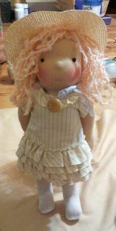 Waldorf Doll Emily by jeanleepdf on Etsy, $135.00