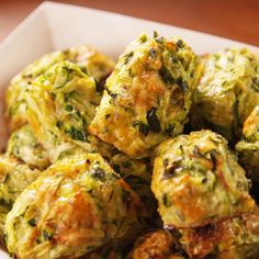 Zucchini tater tots will send potatoes to their grave. Get the recipe at Delish. Zucchini tater tots will send potatoes to their grave. Vegetable Dishes, Vegetable Recipes, Vegetarian Recipes, Vegetarian Dish, Low Carb Recipes, Cooking Recipes, Healthy Recipes, Snacks Recipes, Steak Recipes