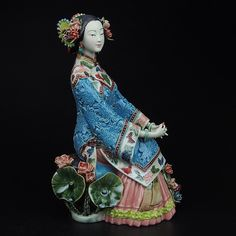 Find More Pottery & Enamel Information about Rushed Porcelain Antiques Art & Collectible Pure Manual Figurine Traditional Chinese Ceramic Statue Craft Figure Christmas ,High Quality statue figure,China statues figurines Suppliers, Cheap sculpture letter from Handicraftsman on Aliexpress.com