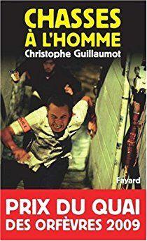 Christophe Guillaumot, auteur de polars