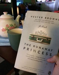 The Runaway Princess by Hester Browne | 27 Books That Are Perfect To Read While Travelling