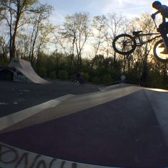 Always trying to learn something new. #bmx#danscomp