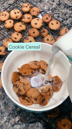 Fun Baking Recipes, Sweet Recipes, Cookie Recipes, Dessert Recipes, Easy Snacks, Yummy Snacks, Delicious Desserts, Yummy Food, Tasty