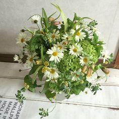 4月 野の花を摘んで来たようなブーケロン♪