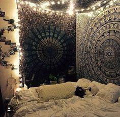 Teen girl bedrooms, romantic yet superb room decorating makeover number 9944233157 to pull off today. Teen girl bedrooms, romantic yet superb room decorating makeover number 9944233157 to pull off today. Bedroom Ideas For Teen Girls, Room Ideas Bedroom, Teen Girl Bedrooms, Bedroom Decor, Hippie Bedrooms, Girl Rooms, Bedroom Bed, Teen Bedroom, Bedroom Storage