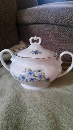 Check out this item in my Etsy shop https://www.etsy.com/listing/488990806/favolina-china-from-poland-sugar-bowl