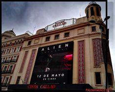 Plaza del Callao. Cines Callao. Callao Square Callao Cinemas