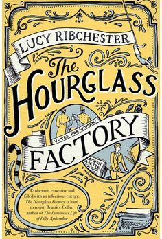 The Hourglass factory : book review. | myplanettblog