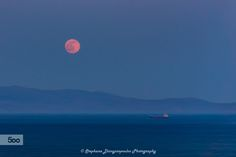 Blue Moon silence by Stephane Dionyssopoulos on 500px