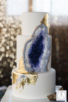 Really nice recipes. Every hour. • Have You See Rachael Teufel's Geode Cake? Now You...