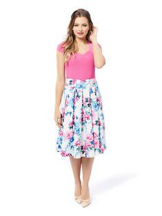 Show Me Love Knit Top & Santorini Skirt | Review Australia