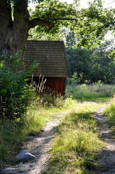 My meditative journeys take me to rustic countryside, where I imagine spending the night in some old barn or ruined house. Country Farm, Country Life, Country Living, Country Roads, Country Scenes, Back Road, Old Barns, Farm Life, Pathways
