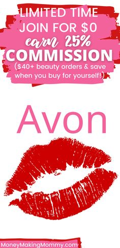 It's a new year... and many of us are on the heels of the financial struggle bus and trying to figure out side hustles. People are loving shopping from home right now -- so why not allow them to shop online right from your own Avon online shop? And Avon sells household cleaning products and laundry detergent now too! Let your customers get their personal care items, cosmetics and household items! Not to mention jewelry, fashion and home decor! #sellavon #howtosellavon #startsellingavon Work From Home Companies, Work From Home Opportunities, Work From Home Jobs, Successful Business Tips, Business Ideas, Way To Make Money, Make Money Online, Avon Online Shop, Earn From Home