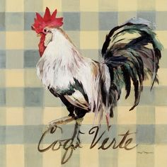 Coq-Vert (Marilyn Hageman)